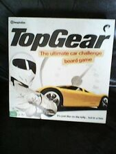 TOP GEAR ULTIMATE CAR CHALLENGE BOARD GAME EXCELLENT CONDITION COMPLETE THE STIG