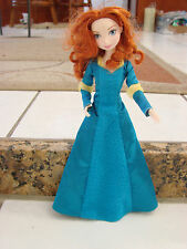 "11"" Disney Merida From Brave, Doll dress shoes 2011"