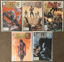 Bullseye Greatest Hits #1,2,3,4,5 Marvel Comics Way Dillon Daredevil Set Nm