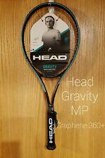 "Head Graphene 360+ GRAVITY MP Tennis Racquet Grip Size 4 1/4"""