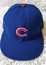 Chicago Cubs New Era 59FIFTY  Patch Cap Hat  Sz 7 fit