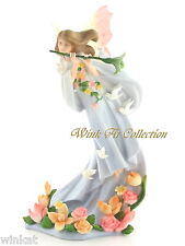 "Cloudworks ""Birds"" Fairy Blossom Figurine Retired 2003"