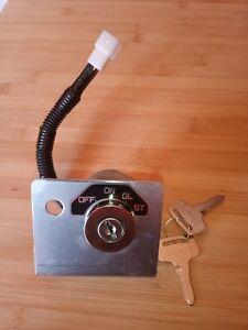Two ( 2 ) Kubota Ignition switches New & Unused