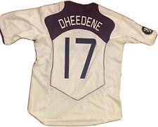 match worn austria wien Dhedeene 2004/2005 maglia Nike UEFA CUP Portugal XL