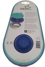 Squish Kitchen Sink Strainer Stopper Silicone Dishwasher Safe Vacation May 28Th