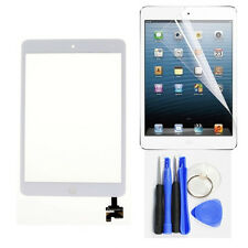For iPad Mini 1 2 Touch Screen Digitizer Glass+IC Connector+Adhesive Assembly