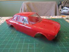 Tamiya M04 Alfa Romeo 1/10 body