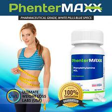 Fat Burner Appetite Control Energy Boost Slim Quick Best Phentemine 1 Month