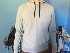 Used Men's Primark Grey Hoodie Jumper Size X Large