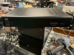 VINTAGE Adcom GFA-535 II power amplifier good condition fully tested