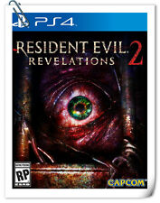 PS4 Resident Evil Revelations 2 ENG / 惡靈古堡 中英文版 RE SONY Capcom Action Games