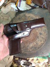 Genuine Yugo JNA service Officer/'s Leather belt Holster for Zastava M70 7.65mm