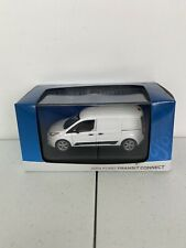 2014 FORD TRANSIT CONNECT VAN - WHITE - 1:43 DIECAST MODEL GREENLIGHT