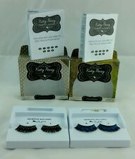 Katy Perry Fake Eye Lashes 2 Eylure Party $40 Reusable Showtime Backstage False