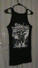 Black Sturgis 2012 Black Hills Motorcycle Rally Biker Tank Top - Size Large