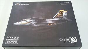 Calibre Wings 1/72  CA721406 F14A  VF-33 Starfighters