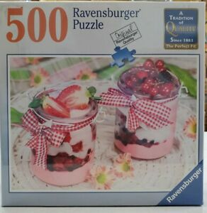 Ravensburger Berrylicious 500 Piece Jigsaw Puzzle 19x14in New