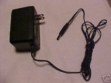 9v dc 9 volt power supply = CASIO CT 420 keyboard piano cable electric wall plug
