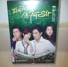 Yes,Sir. Sorry,Sir!  TVB Drama 5 disc 30 Episode Cantonese  US Version