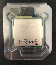 Intel Core i7-2600K 3.4GHz Quad Core 8-Thread LGA 1155/Socket CPU Processor