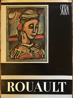 """Georges Rouault (1871-1958) Skira 13.5"""" x 19"""" Poster"""