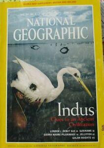 NATIONAL GEOGRAPHIC MAGAZINE JUNE 2000