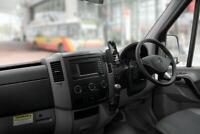 Brodit Pro-Clip Halterung Konsole Halter für Mercedes Benz Sprinter / VW Crafter