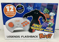LEGENDS FLASHBACK BLAST Electronic Classic Games Polaris Jungle Hunt Burger Time