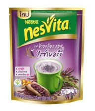 Nesvita Actifibras Instant Cereal Drink Germinated Riceberry Flavor 230g x10 pcs