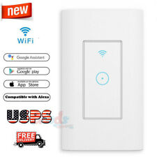 Smart Wifi Light Switch Wall Remote Alexa Google Home Ifttt Voice Control Timer