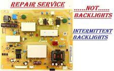 VIZIO E480I-B2 E550I-B2 REPAIR SERVICE DPS-167DP  power supply