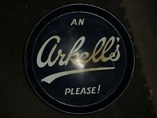 An Arkell's Please! Rare Tin Metal Beer Advertising Tray England Brewery