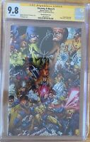 UNCANNY X-MEN #1 CGC 9.8 SS JOE QUESADA 1:500 HIDDEN GEM COLOR VIRGIN VARIANT