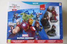 WiiU Disney Infinity 2.0 Super Heroes Game Starter Pack Wii U Nintendo