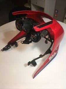 Carenage Avant FZ750 Yamaha FZ700 Fairing avec compteur et support.