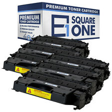 eSquareOne Toner Cartridge Replacement for Canon C120 2617B001AA (Black, 6-Pack)