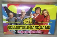 Austin Powers Card Game Box Of 30 11-Card Booster Packs - Missing 1 Pack