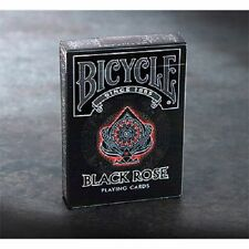 Bicycle Black Rose Playing Cards