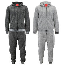 Men's Athletic Fleece Sweater Jogging Pants Casual Gym Running Track Suit Set