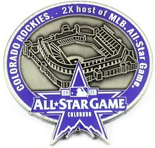 2021 Mlb All-Star Game Coors Field Pin - Limited Edition 500