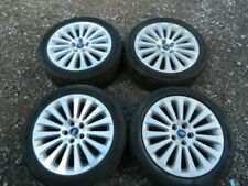 Focus Ronal Aluminium Wheels with Tyres