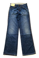 New Womens WRANGLER Jeans Size Waist 26 Leg 32 Dawn Loose Fit Button Fly
