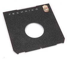 Linhof Technika Lens Board Copal #0 Objektivplatte Objektiv Bord Kamera Zubehör