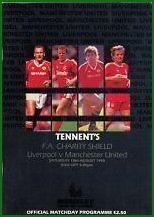 More details for * 1990 charity shield - liverpool v man utd *