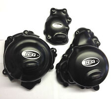 R&G Race Series Engine Case Cover Kit to fit Triumph Daytona 675 2013-2015