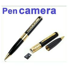 PENNA MICROSPIA CON MICRO CAMERA SPIA SPY NASCOSTA AUDIO VIDEO FOTO TF CARD SC0