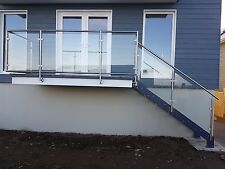 Stainless Steel Balustrade, Balcony, Handrails,Stairs Fence - Quality Supplier