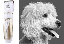 Tondeuse Canine PRO Sans Fil Pour CANICHE Chien à Poil Laineux Toilettage Coupe