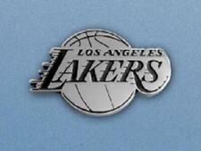 Los Angeles Lakers Heavy Metal Auto Emblem [NEW] NBA Chrome Car Decal Sticker