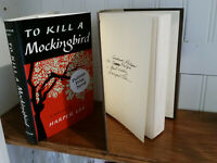 To Kill A Mockingbird - Signed and Inscribed by Harper Lee